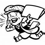 newsletter-clipart-newsboy