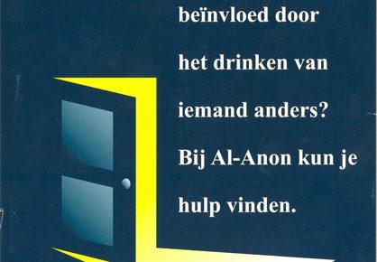 Affiche Al-Anon