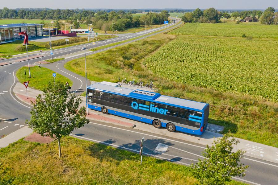 Foto bus Qliner