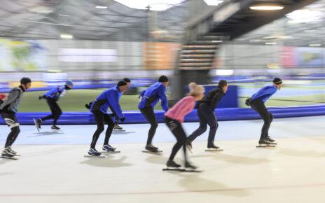 Netherlands, Groningen. Sportcentrum Kardinge.