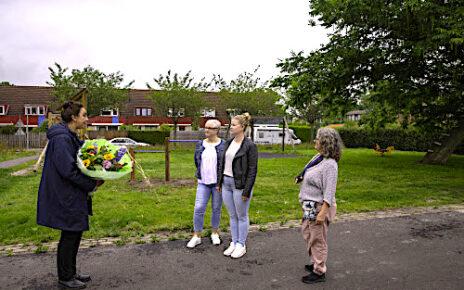 Isabelle Diks bezoekt Roer