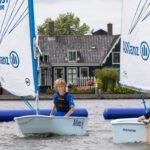 Optimist on Tour. 23 June, 2021 © Sander van der Borch / Watersportverbond